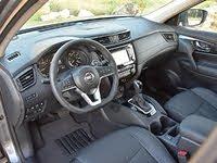 2020 Nissan Rogue SL Dashboard, gallery_worthy