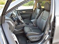 2020 Nissan Rogue SL Front Seats, interior, gallery_worthy