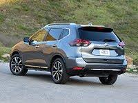 2020 Nissan Rogue SL Rear View, gallery_worthy