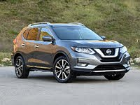 2020 Nissan Rogue SL Front View, gallery_worthy