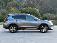 2020 Nissan Rogue SL Side View, gallery_worthy
