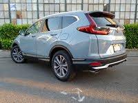 2020 Honda CR-V rear, gallery_worthy