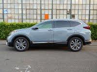 2020 Honda CR-V profile, gallery_worthy
