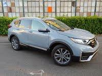 2020 Honda CR-V front, gallery_worthy