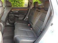 2020 Honda CR-V back seat, gallery_worthy