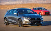2021 Hyundai Veloster Picture Gallery