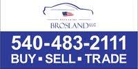Brosland Auto Sales  logo