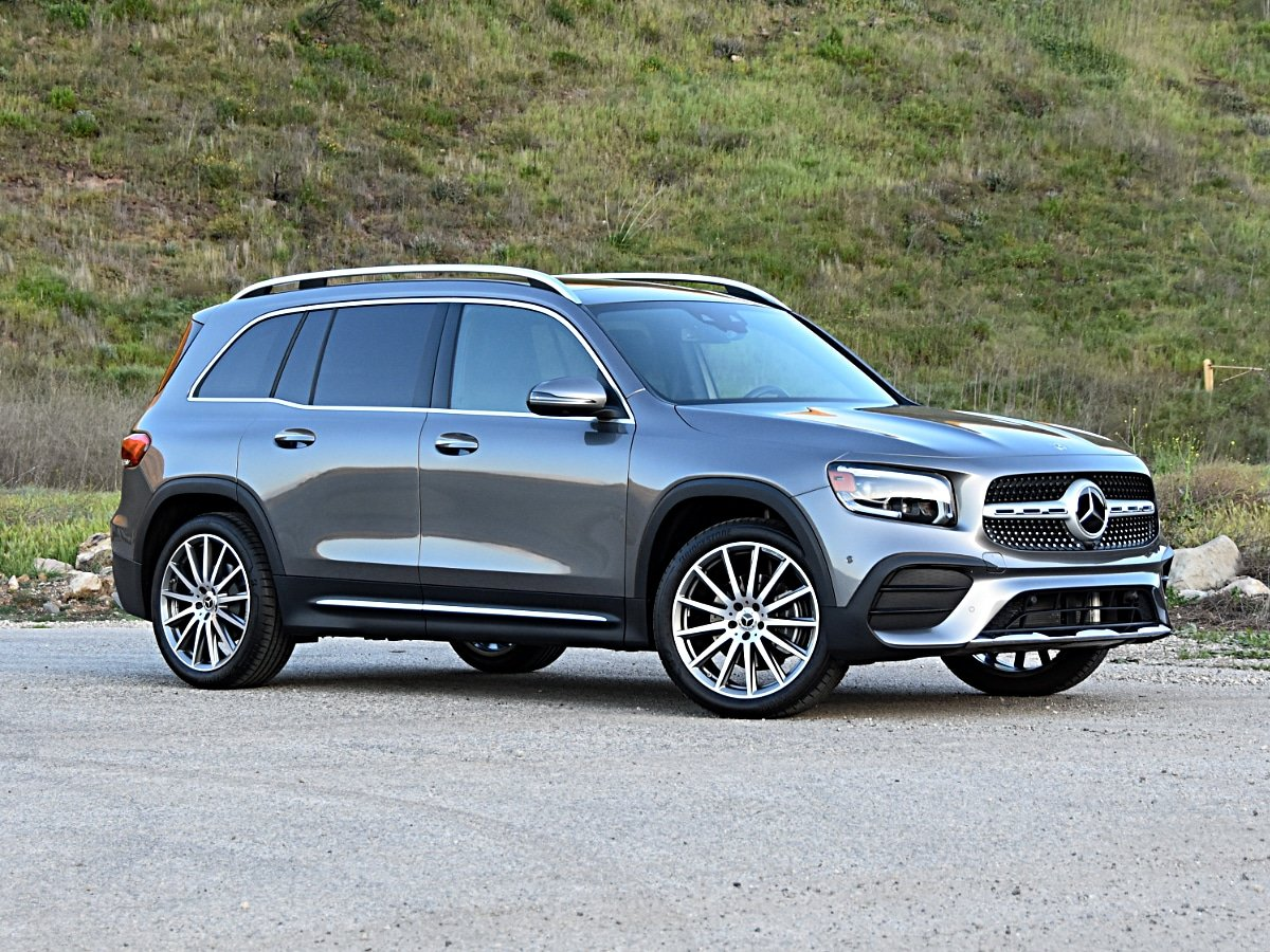 Used Mercedes-Benz GLB-Class for Sale in Martinsville, VA ...