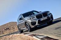 2020 BMW X3 M front-quarter view, exterior, manufacturer, gallery_worthy