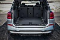 2020 BMW X3 M cargo space, gallery_worthy