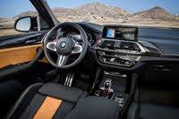 2020 BMW X3 M interior, gallery_worthy