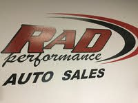 RAD Performance logo