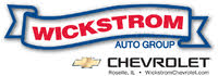 Dick Wickstrom Chevrolet logo