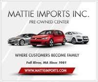 Mattie Imports Volkswagen logo