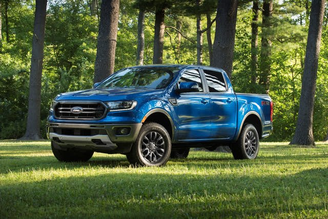 2020 Ford Ranger Overview Cargurus