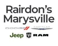 Rairdons Dodge Chrysler Jeep of Marysville logo