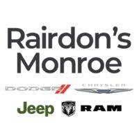 Rairdon's Dodge Chrysler Jeep Ram of Monroe logo