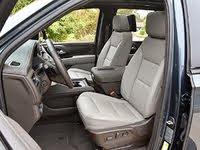 2021 Chevrolet Tahoe Front Seats, interior, gallery_worthy