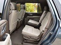2021 Chevrolet Tahoe Second-Row Seats, gallery_worthy