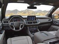 2021 Chevrolet Tahoe Dashboard, gallery_worthy