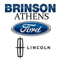Brinson Ford Lincoln of Athens logo
