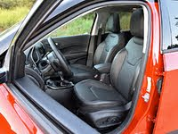 2020 Jeep Compass Limited Black Leather Front Seat, gallery_worthy