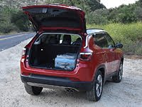 2020 Jeep Compass Cargo Area, gallery_worthy