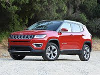 2020 Jeep Compass Picture Gallery