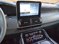 2020 Lincoln Navigator Reserve Infotainment System, interior, gallery_worthy