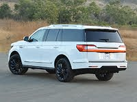 2020 Lincoln Navigator Reserve Rear View, exterior, gallery_worthy