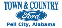 Town & Country Ford Pell City logo