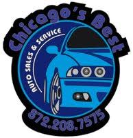Chicagos Best Auto Sales logo