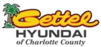 Gettel Hyundai of Charlotte County logo