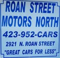 Roan Street Motors North logo