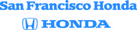 San Francisco Honda logo