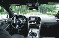 2020 BMW 8 Series Gran Coupe interior view, gallery_worthy