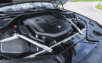 2020 BMW 8 Series Gran Coupe engine, gallery_worthy