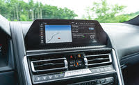 2020 BMW 8 Series Gran Coupe touchscreen, gallery_worthy