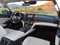 2020 Honda Accord Touring Dashboard, interior, gallery_worthy