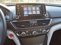 2020 Honda Accord Touring Infotainment System, interior, gallery_worthy