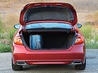 2020 Honda Accord Touring Trunk, interior, gallery_worthy