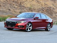 2020 Honda Accord Touring Front View, exterior, gallery_worthy