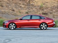 2020 Honda Accord Touring Side View, exterior, gallery_worthy