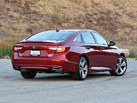 2020 Honda Accord Touring Rear View, exterior, gallery_worthy