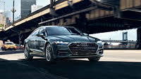 2021 Audi A7 Overview