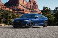 2021 Audi A5 Sportback front-quarter view, exterior, manufacturer, gallery_worthy