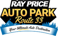 Ray Price Mazda Volvo logo