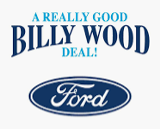 Billy Wood Ford logo