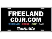 Freeland Chrysler Dodge Jeep Ram logo