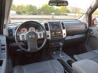 2020 Nissan Frontier PRO-4X Dashboard, interior, gallery_worthy